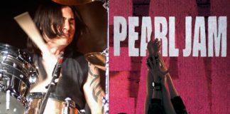 Brad Wilk quase tocou no Pearl Jam
