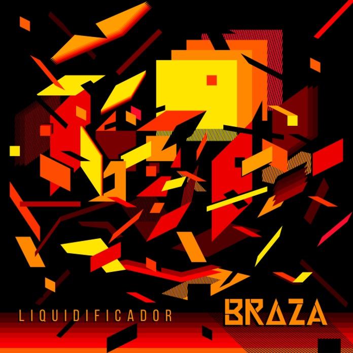 BRAZA - Liquidificador