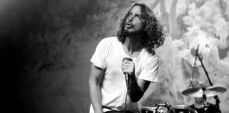 Chris Cornell em 2012