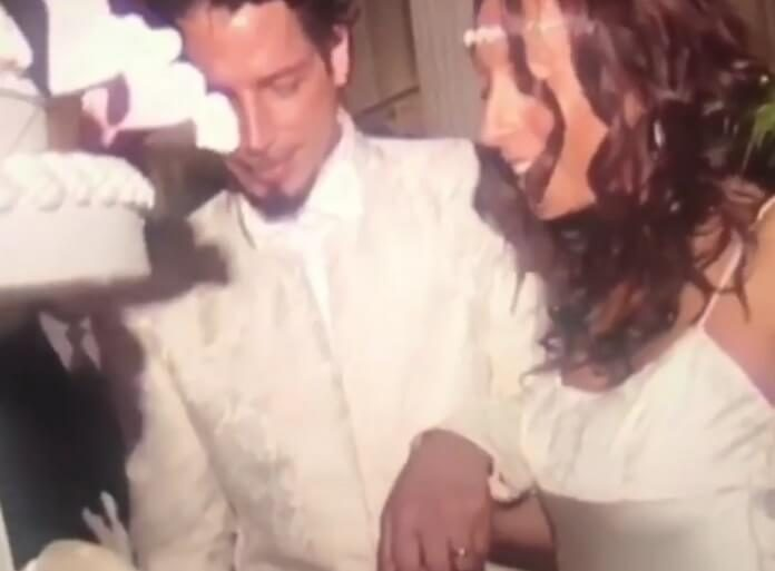 Casamento de Chris Cornell e Vicky
