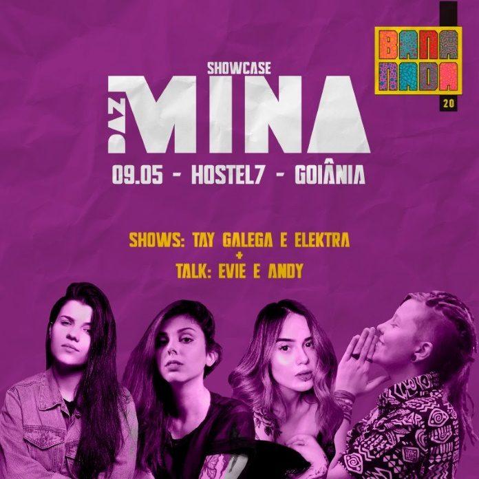 Showcase DazMina no Bananada