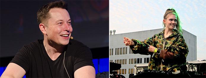 Elon Musk diz quais são suas músicas favoritas da Grimes