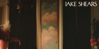 capa do disco de estreia do jake shears