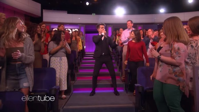 Panic! At The Disco no programa de Ellen Degeneres