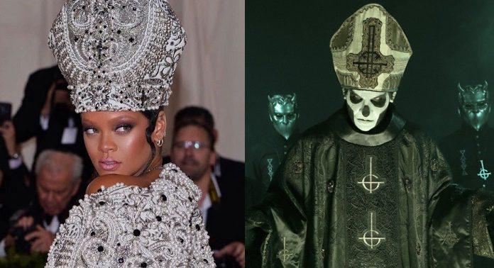 Rihanna e Ghost
