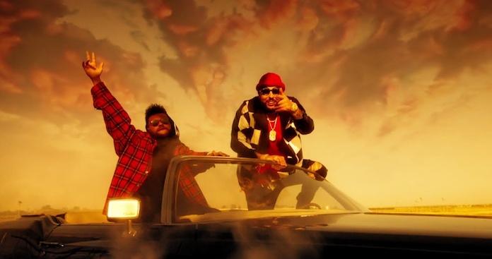 Belly (rapper) e The Weeknd
