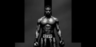 Creed II - pôster