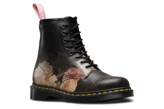 Dr. Martens - botas inspiradas em New Order e Joy Division