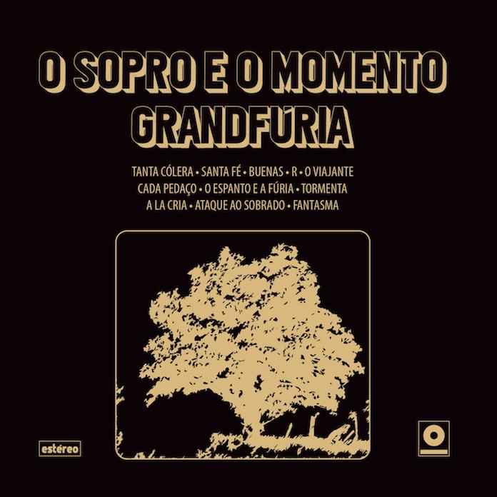 Grandfuria - Capa Reedição