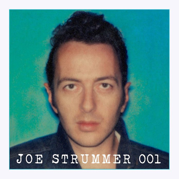 Joe Strummer 001 - capa