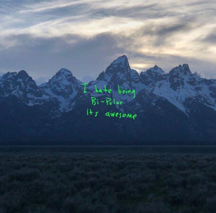 Kanye West - ye capa