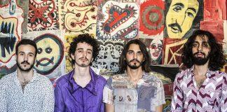 Os Dentes versa sobre a sociedade carioca em novo disco