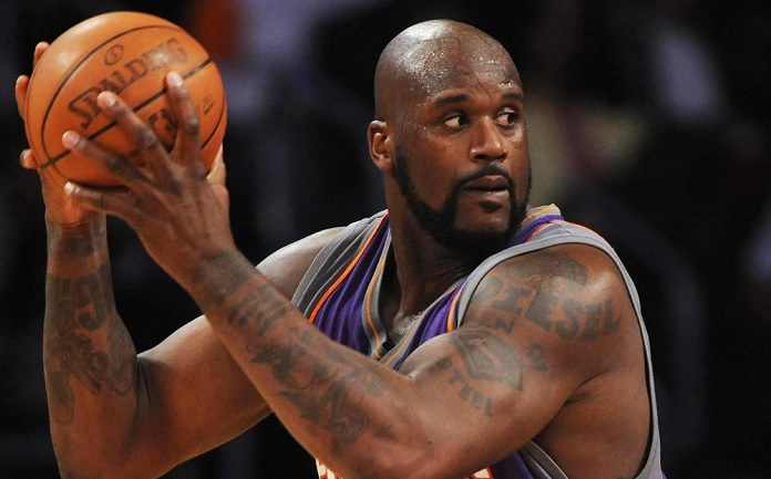 Shaquille neal