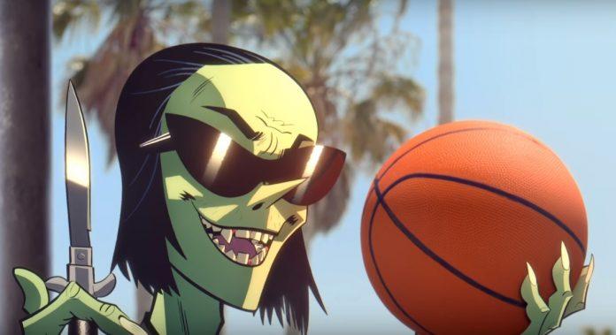 Ace, o novo baixista do Gorillaz