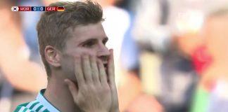 Alemanha é eliminada da Copa do Mundo