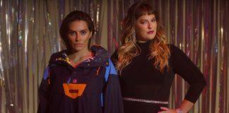 """Alice Caymmi e Cleo no clipe de """"Sozinha"""""""