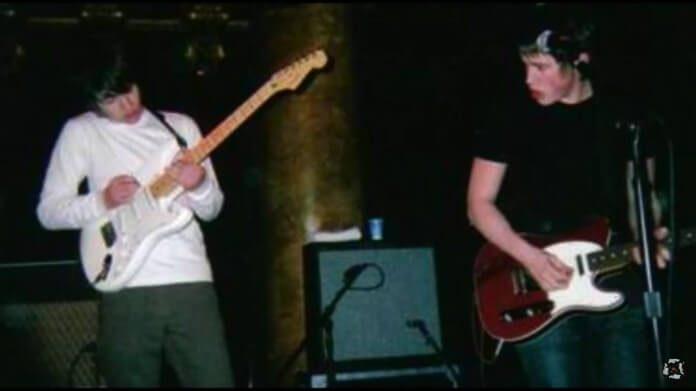 Arctic Monkeys em início de carreira
