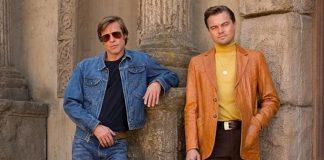Brad Pitt e Leonardo DiCaprio filme do Tarantino
