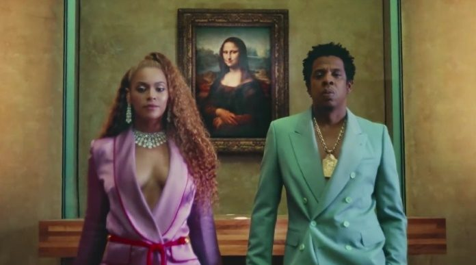 THE CARTERS - APES**T Beyoncé
