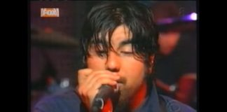 Deftones no programa de David Letterman, 2000