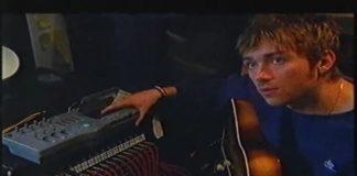 Damon Albarn em 1999