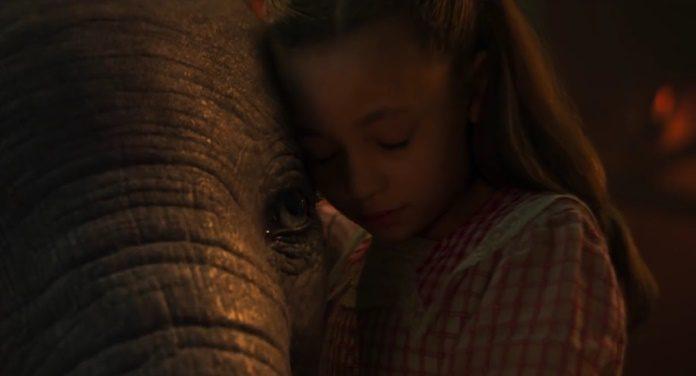 Teaser trailer de Dumbo