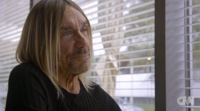 Iggy Pop em entrevista com Anthony Bourdain