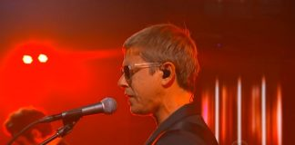 Interpol no programa de Stephen Colbert