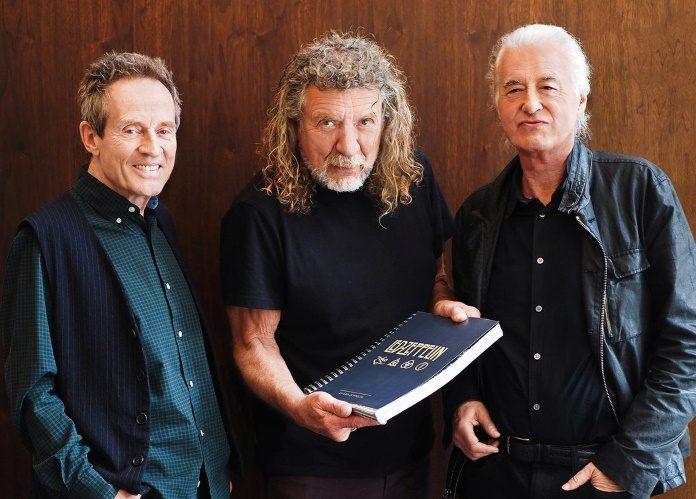 Led Zeppelin mostra livro de raridades