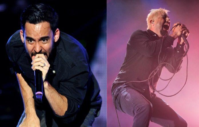 Mike Shinoda e Chino Moreno
