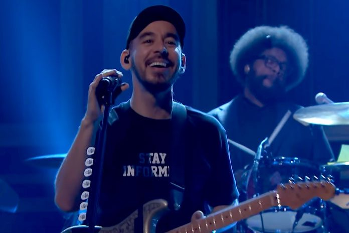 Mike Shinoda The Roots