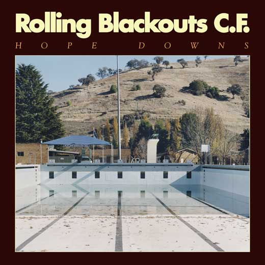 Rolling Blackouts Coastal Fever - Hopes Down