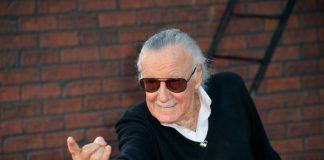 Stan Lee em 2017