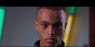 XXXTentacion no clipe de SAD!