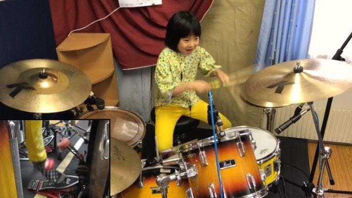 Yoyoka Soma na bateria