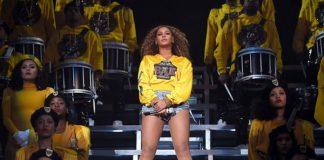 Beyoncé no Coachella