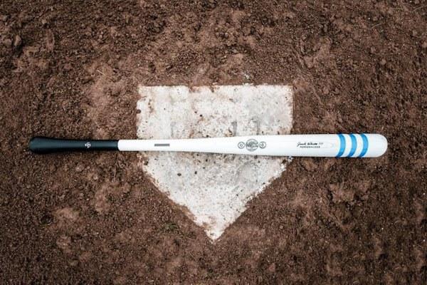 Jack White - taco de Baseball