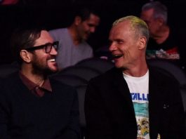John Frusciante e Flea - Red Hot Chili Peppers