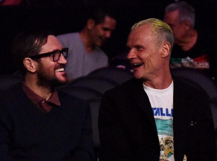 John Frusciante e Flea - Red Hot Chili Peppers