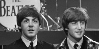 John Lennon e Paul McCartney, dos Beatles