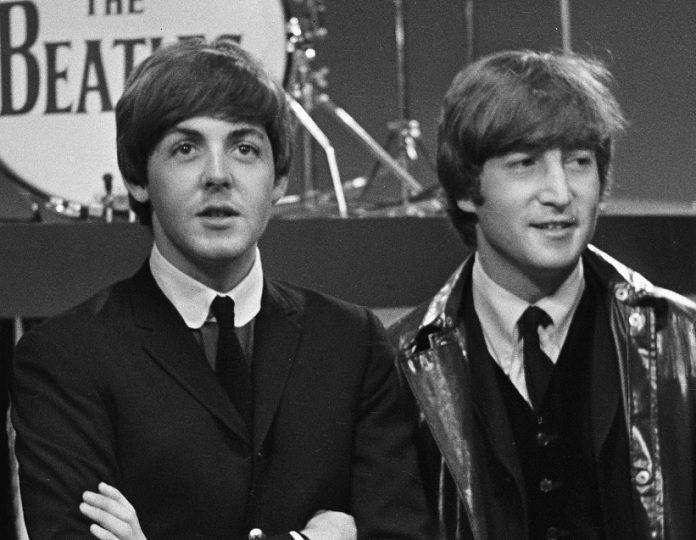 John Lennon e Paul McCartney, dos Beatles