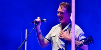 Josh Homme, do Queens of the Stone Age