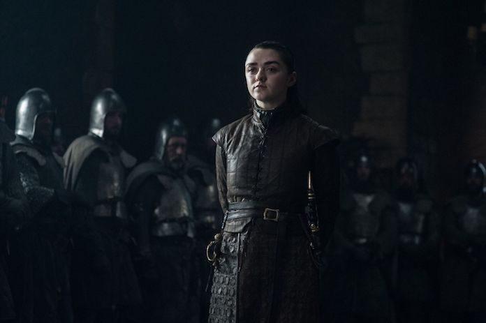 Maisie Williams - Arya Stark de Game Of Thrones