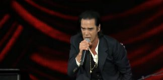 Nick Cave Roskilde 2018