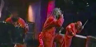 Slipknot na TV em 2000