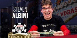 Steve Albini - Poker