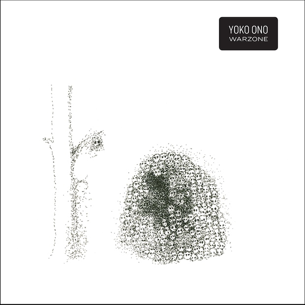 Yoko Ono - Warzone capa