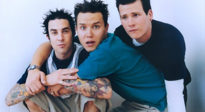 Blink-182 com Travis Barker
