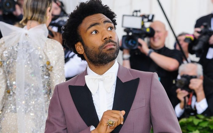 Childish Gambino no MET Gala 2018