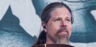 Chris Adler, baterista do Lamb Of God